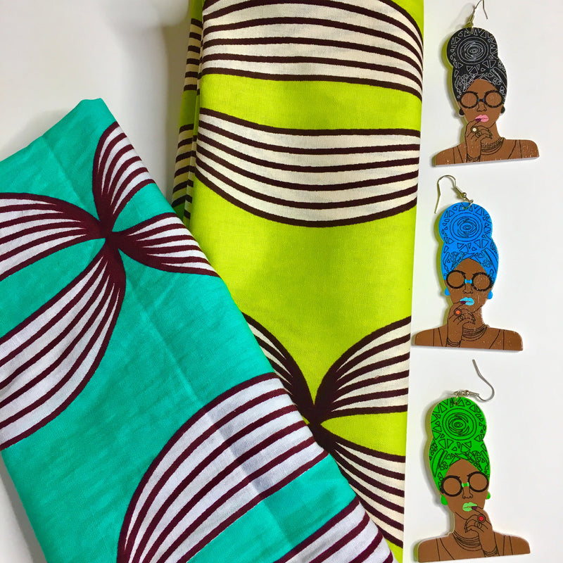 The Candy Girl Headwrap