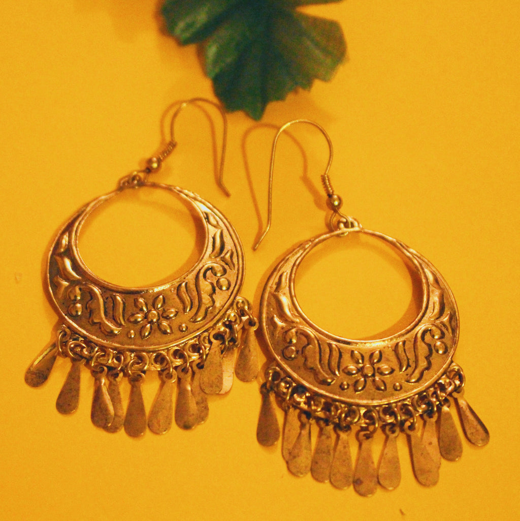 La Boheme Earrings - shopdraped