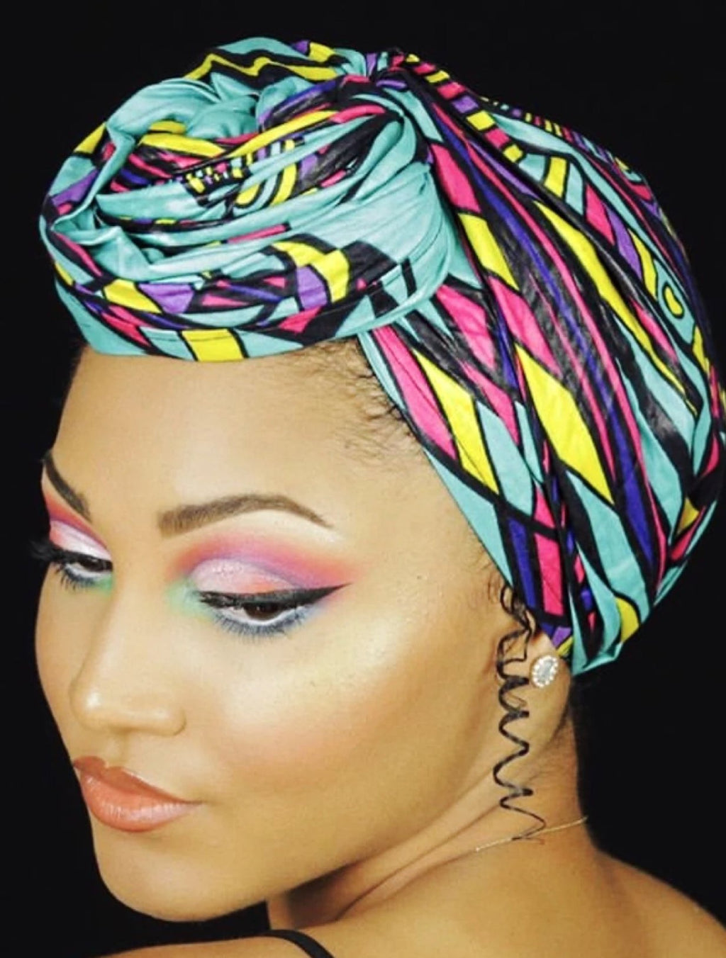 Spiral Life Headwrap
