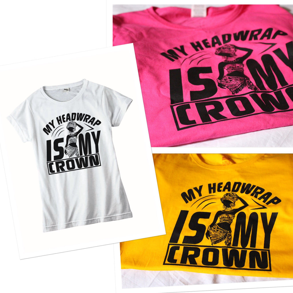 My Headwrap Is My Crown Bundle - shopdraped
