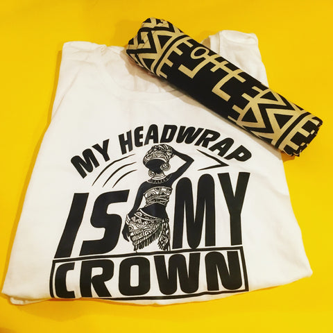 My Headwrap Is My Crown Bundle