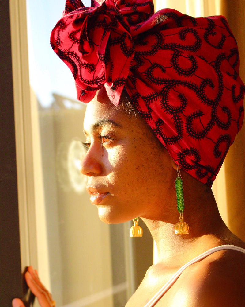 The Touba Headwrap - shopdraped