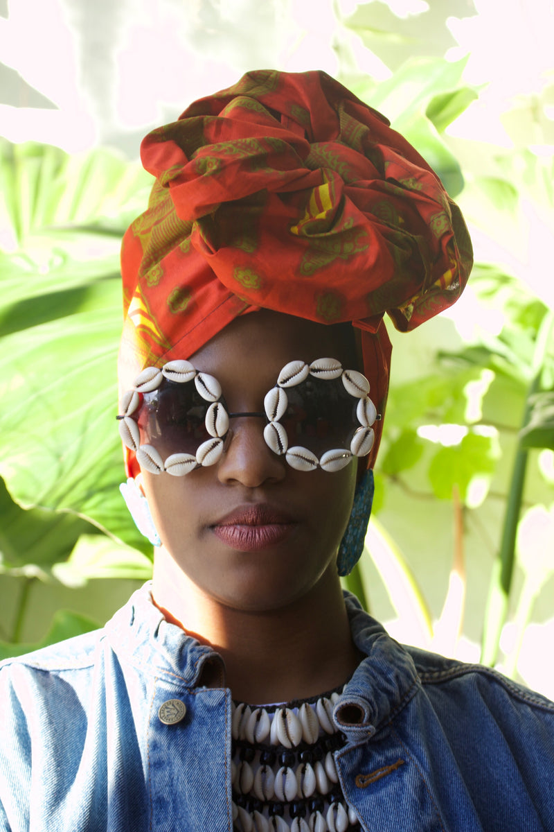 Augustina Headwrap - shopdraped