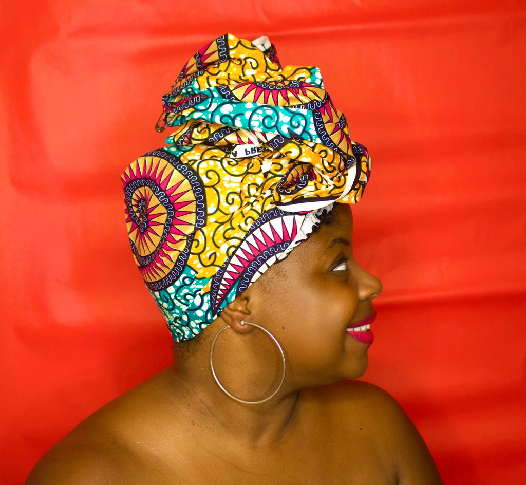 The Kianira Headwrap
