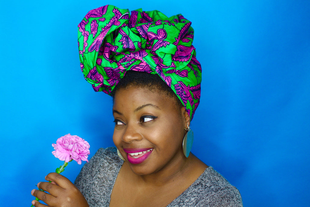 The Menna Headwrap
