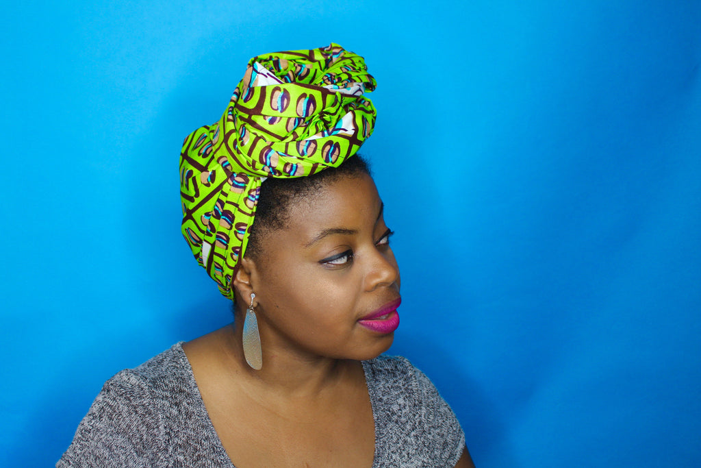 The Kululu Headwrap