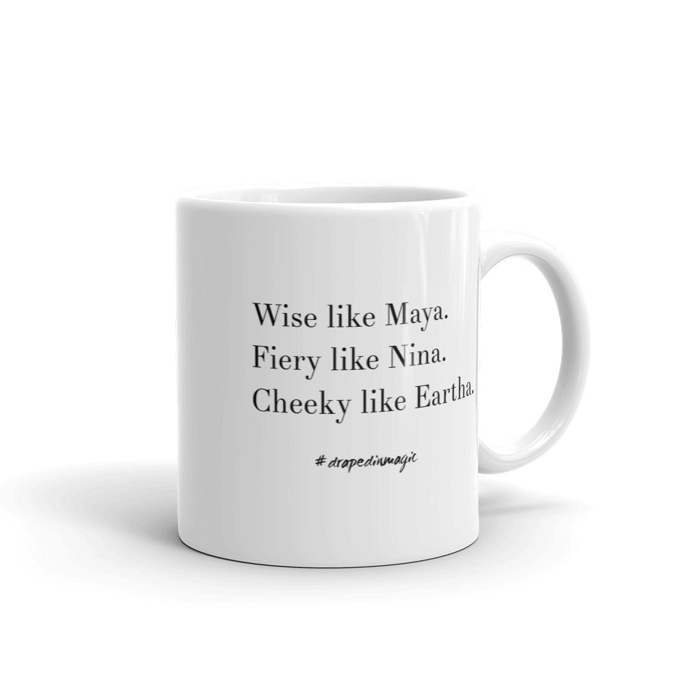 Wise Like Maya Mug - shopdraped