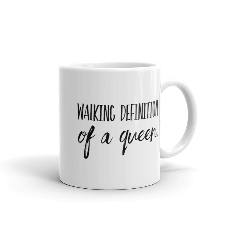 Walking Definition Mug - shopdraped