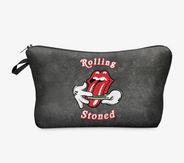 Rolling Stoned Accessories Bag