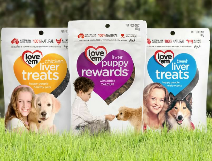 We've joined forced with love 'em treats this Christmas...