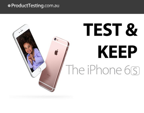 Product Review the iPhone 6s - Stay at Home Mum.com.au