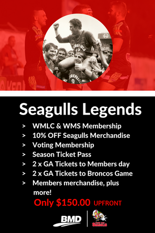 Seagulls Legends