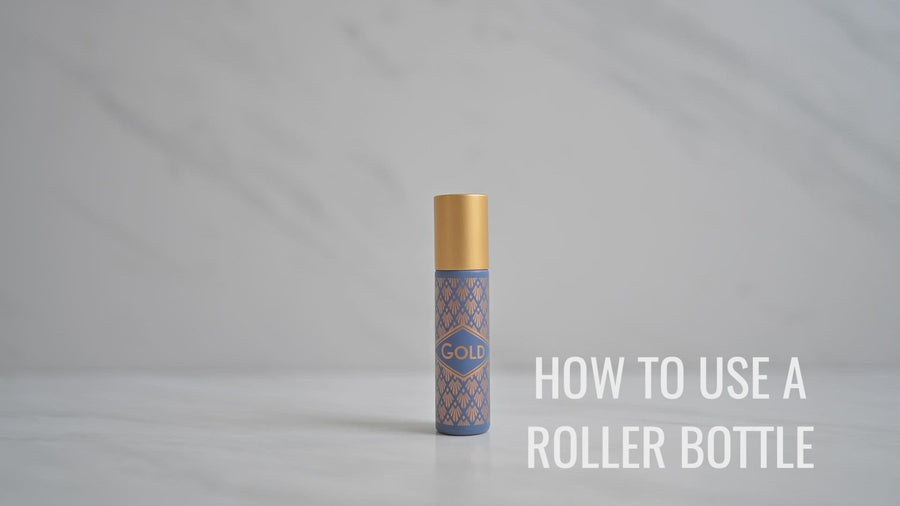 Rank Roller with Gemstone Roller Top