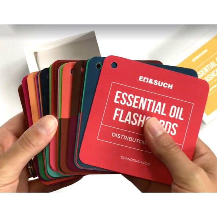 Essential Oil Flashcards