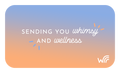 Gift Card || Delivered by Email || Sending You Whimsy and Wellness
