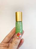 Shamrock Glitter Roller Bottle | 5 ml