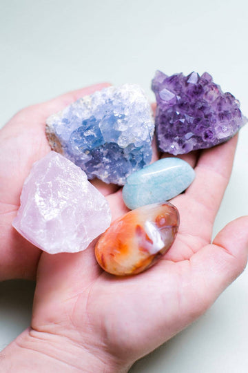 More Crystals For Your Home | Set of 5