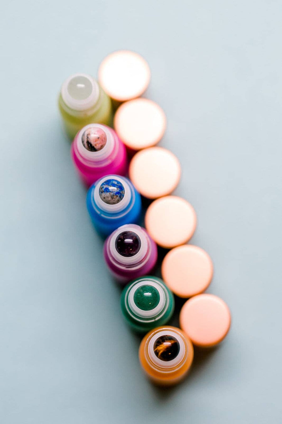 Bohemian Collection | Set of Six 5ml Rollers