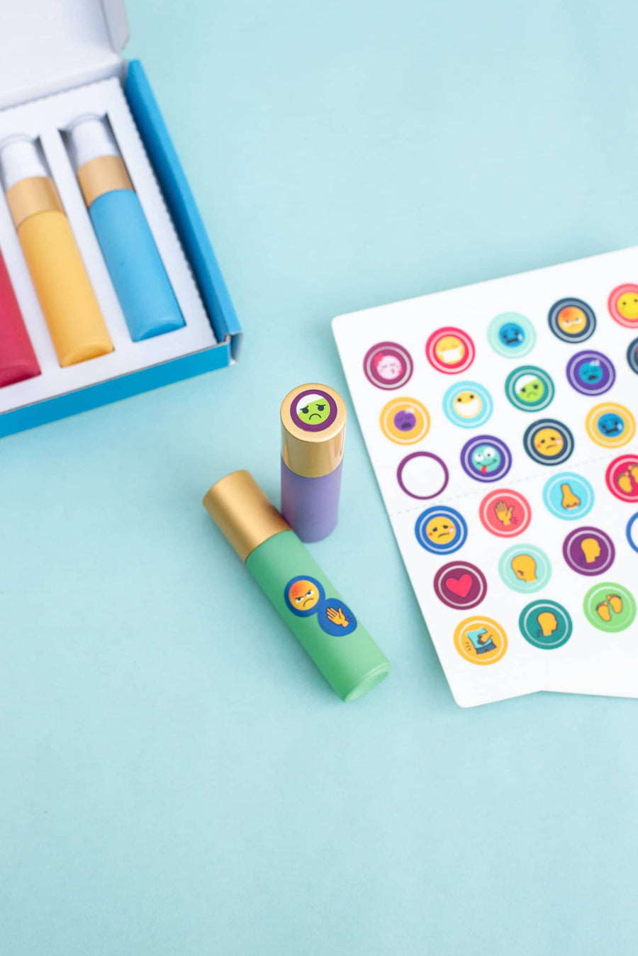 Kids Collection Stickers