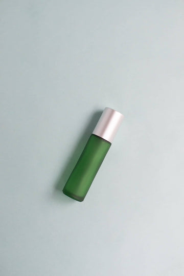Emerald Glass Roller Bottle | 10 ml