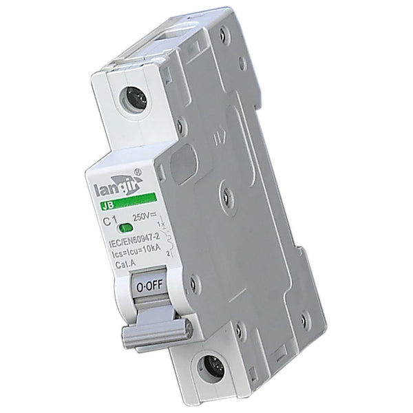 Free Shipping Langir 1P/2P/3P/4P DC RATED CIRCUIT BREAKERS for Solar System - Ncharger,LINKSOLAR