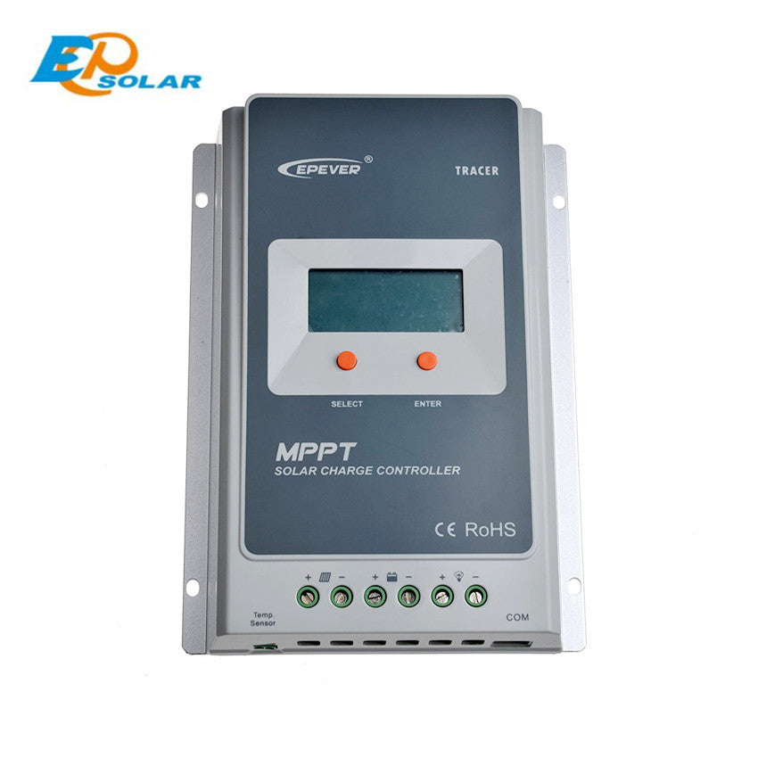 EPSOLAR 1210A 2210A 3210A 4210A Tracer Series MPPT Solar Charge Controller - Ncharger,LINKSOLAR