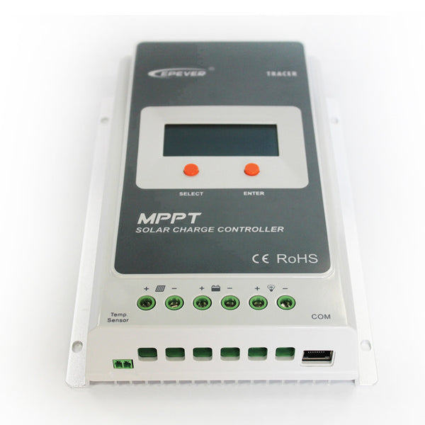 Free Shipping EPSOLAR 1210A 2210A 3210A 4210A Tracer Series MPPT Solar Charge Controller - Ncharger,LINKSOLAR