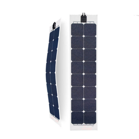 1Pcs 50W ETFE Marine Flexible Solar panel GFL-50L (1pcs/pack) - Ncharger,LINKSOLAR