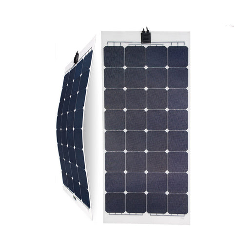 5pcsx100W ETFE Flexible Marine Solar Panel GFL-100  For Yacht Boat Solar Power. - Ncharger,LINKSOLAR