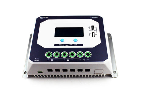 Free Shipping EPEVER 10A to 60A USB PMW Solar Charge controller - Ncharger,LINKSOLAR