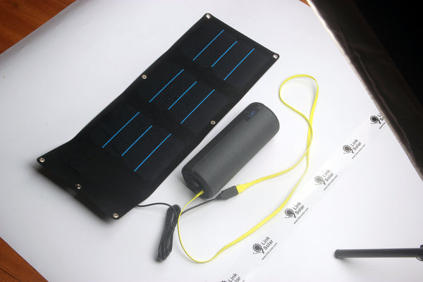 Super quick charge 13W 2A Waterproof Portable Solar Charger for any mobile phone