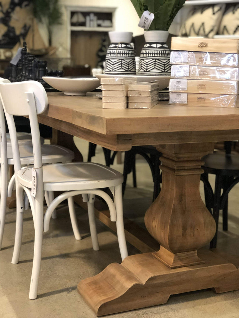 Trestle Dining Table 244cm
