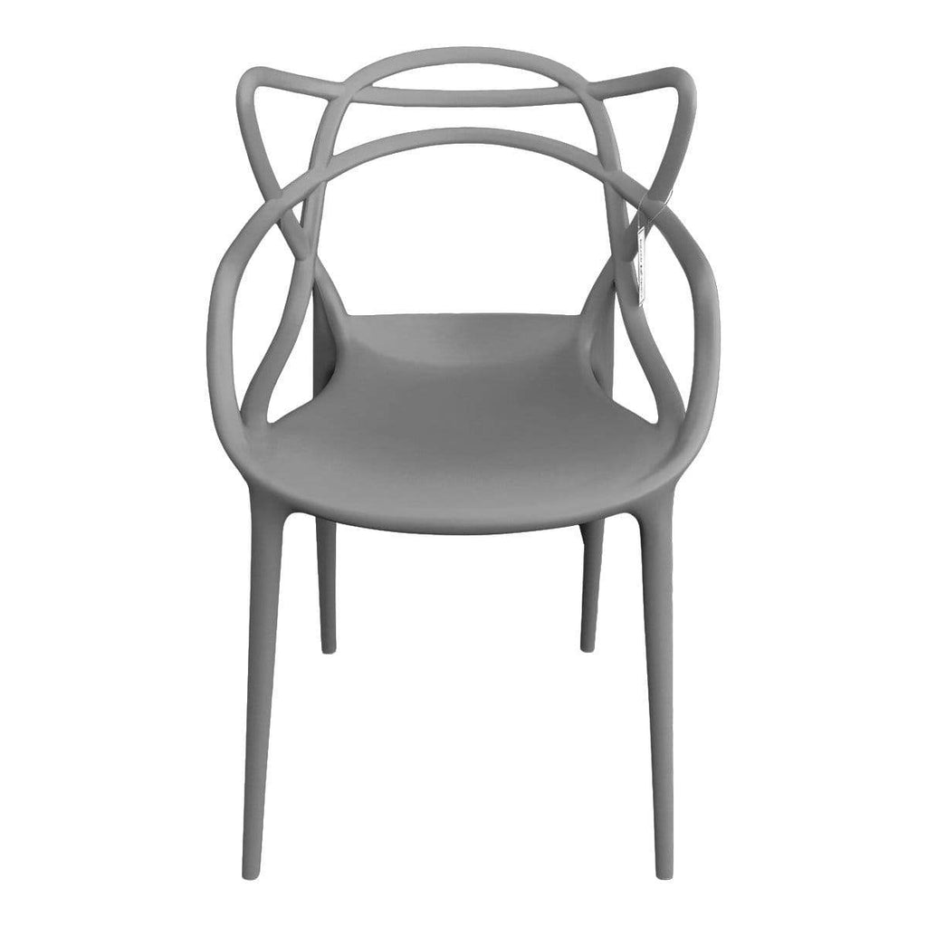 'Masters' Chair Replica Mid Grey
