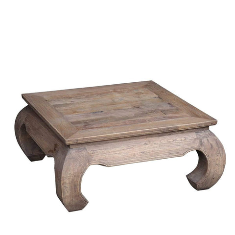 Old Elm Opium Coffee Table Square