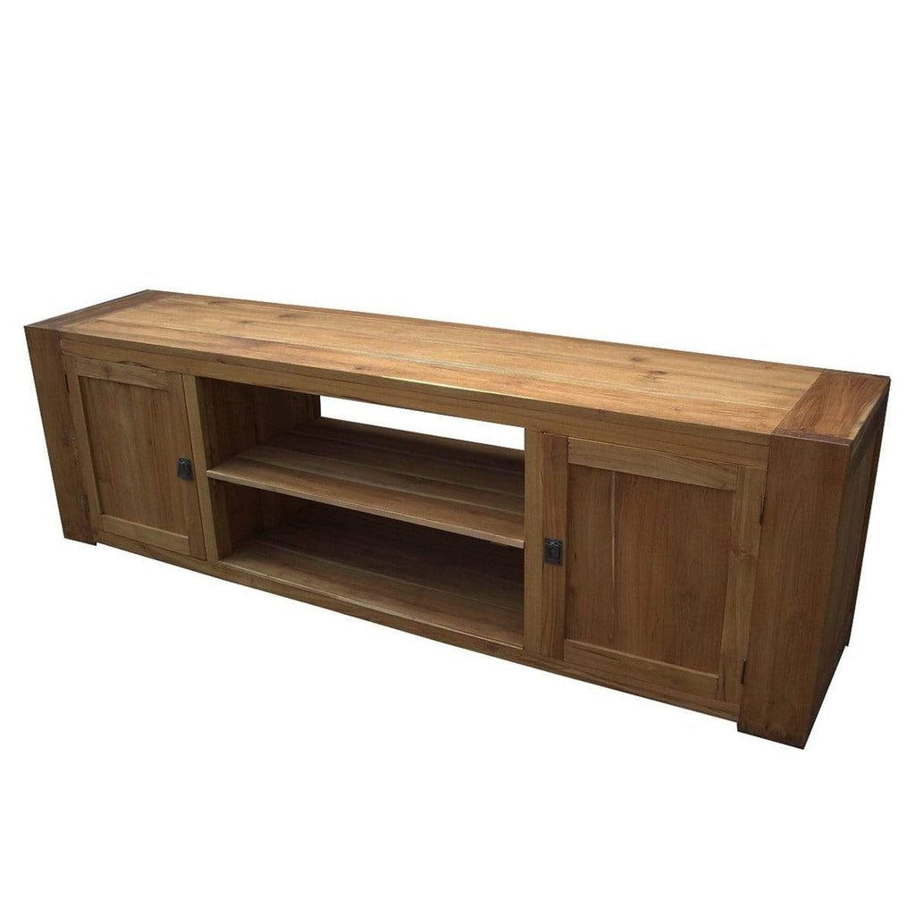 Teak Entertainment Unit