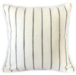 French Country White Cushion Cover - Assorted Sizes