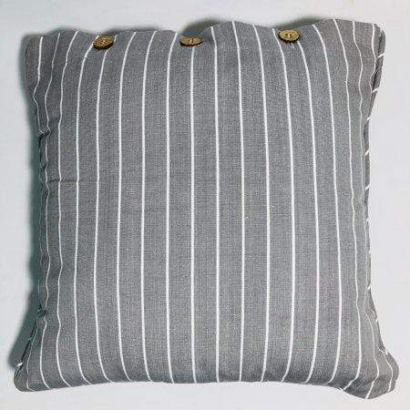 Regatta Grey Cushion Cover - Assorted Sizes