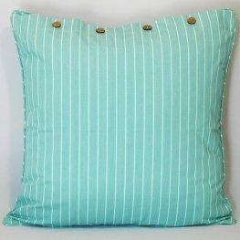 Regatta Sea Green Cushion Cover - Assorted Sizes