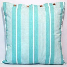 Finley Sea Green Cushion Cover - Assorted Sizes
