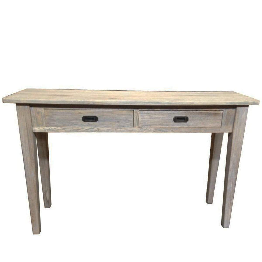 Hampton 2 Drawer Hall Table