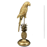 Gold Bird Decor 35cm