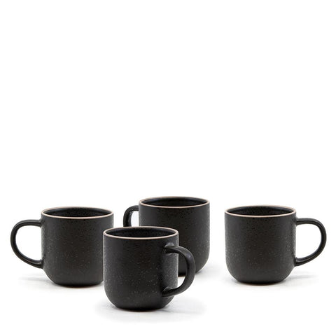 Hana Mug Set - 4-Piece - 380ml