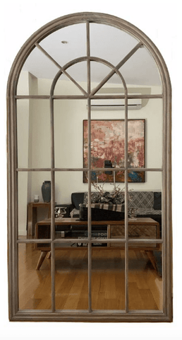 Harlow Natural Arch Mirror