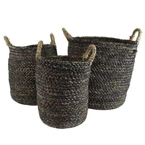 ISRA S/3 MAIZE BASKETS 35X40CM