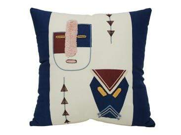 Juju Embroided Cushion 45cm
