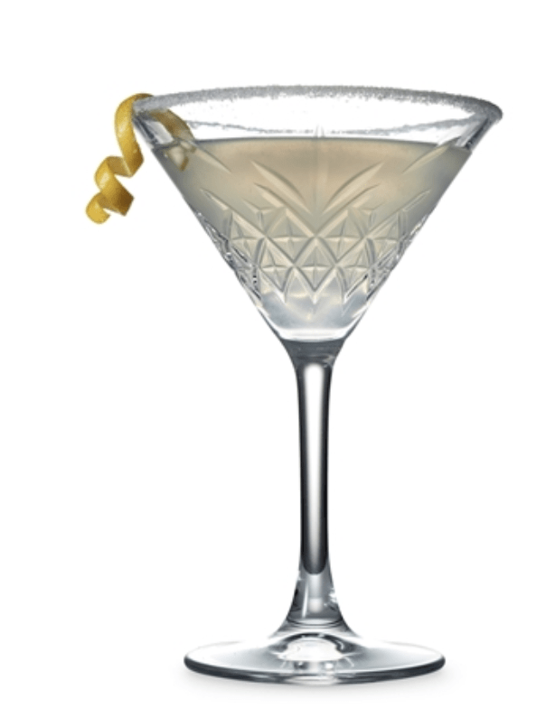 Winston Martini Glasses S/4