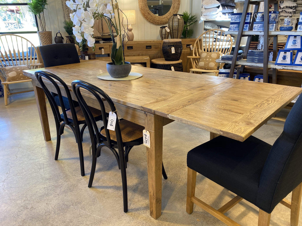 Oak Extension Dining Table 180cm-270cm