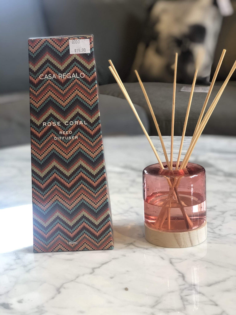 Old Rose Reed Diffuser 180mL