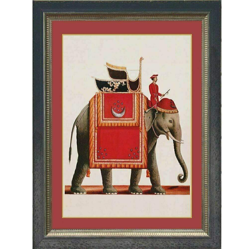 Raj Elephant Print - Assorted Styles