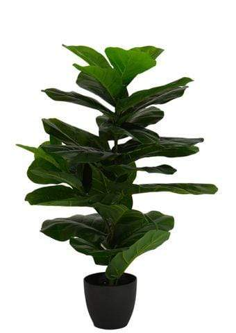 Real Touch Fiddleleaf Tree in Pot 80cm